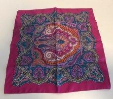 Etro Foulard en soie multicolore