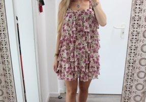 • Neues Sommerkleid mit Flowerprint