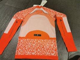 Adidas by Stella McCartney Sportshirt licht beige-licht Oranje