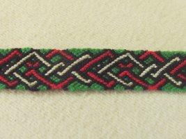 Bracelet brésilien multicolore coton