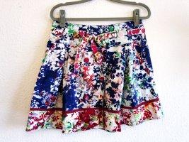 Adolfo Dominguez Mini-jupe multicolore