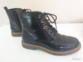 Graceland Combat Boots black