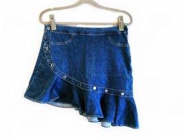 Neuwertig Guess  Rock Skirt Mini Jeansrock Denim Knöpfe Größe 29 Damen 109,90€