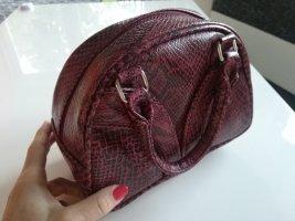 new bags Bowling Bag carmine-black