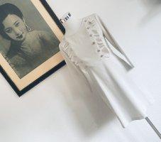 Pinko Summer Dress natural white
