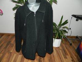 Laura Torelli Fleece jack zwart Polyester