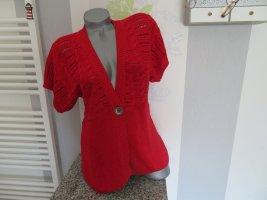 Neuwertige Damen Strickjacke Cardigan Größe 42 (Nr1650)