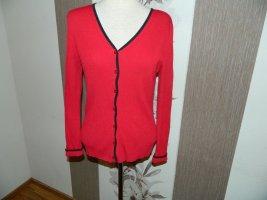 Neuwertige Damen Strickjacke Cardigan Größe S/M (1062)