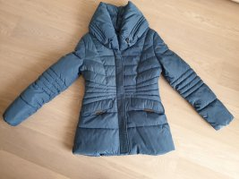 Mexx Quilted Jacket steel blue synthetic