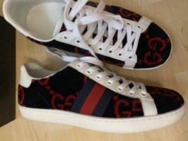 Neuwertige Gucci Ace Sneaker