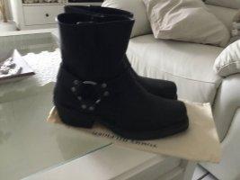 Harley Davidson Ankle Boots black leather