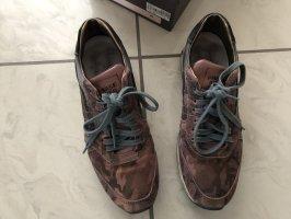 Neuwertige Leder Sneaker von Primabase - Sonderpreis