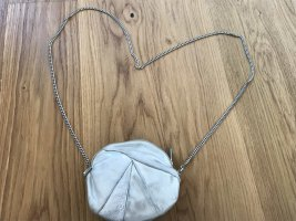 Neuwertige Mini Kooba Tasche Silber