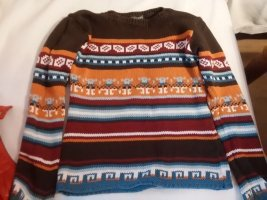 InScene Norwegian Sweater orange