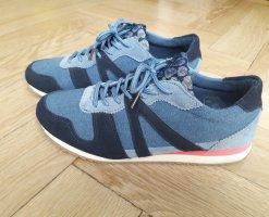 "neuwertige ""Sneaker im Jeanslook"", Gr. 40"