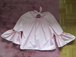 Neuwertige Zara  Bluse aus Baumwolle in Größe M