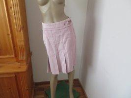 Mac Spódnica mini liliowy Bawełna