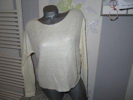 Neuwertiger Damen Kurz Strickpullover Größe M von Tally Waijl (Nr135)