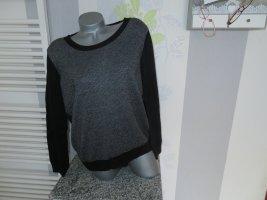 Pennyblack Maglione girocollo nero-bianco