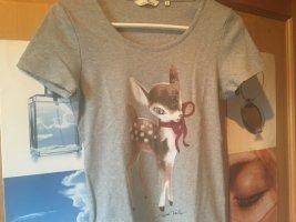Neuwertiges BAMBI t-Shirt, gr small, Tom tailor