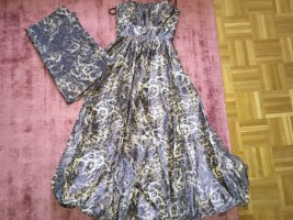 Swing Cocktail Dress multicolored mixture fibre