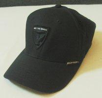 Alpina Casquette de baseball noir tissu mixte