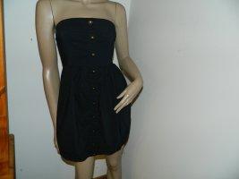 Vero Moda Robe ballon noir coton