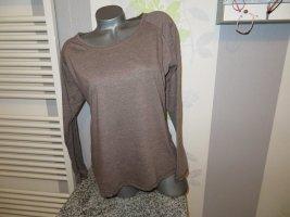 Neuwertiges Damen Basic langarm Shirt Größe XL Infinity Woman (Nr606)