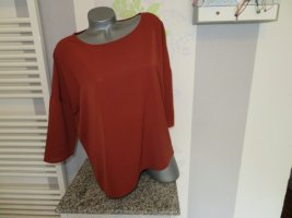 Kapalua Blouse Shirt cognac-coloured