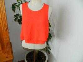 Neuwertiges Damen Blusen Top Größe S/M von New Look (865)