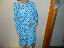 elle nor Piżama jasnoniebieski-niebieski Poliester
