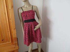 Neuwertiges Damen Mini Kleid Partykleid Größe S von Blind Date (Nr1348)