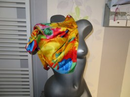 Made in Italy Foulard multicolore soie