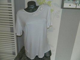 Alfredo Pauly T-shirt bianco Viscosa