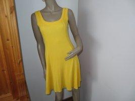 Neuwertiges Damen Shirt Ripp Kleid Größe 36/38 Made in France (Nr1560)