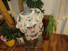 Neuwertiges Damen Sommer Feinstrick Shirt Größe S/M von Apricot (Nr524)