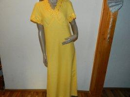 Charmor Pijama amarillo Algodón