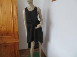 H&M Vestido mullet negro Poliéster