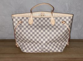 Louis Vuitton Bolso de compra beige