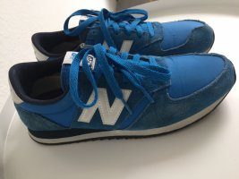 New Balance Lace-Up Sneaker blue