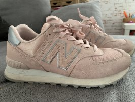 New Balance Sneaker Turnschuhe rosa neuwertig