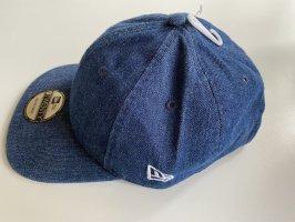 New Era Gorra de béisbol azul
