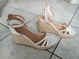 New Look   PEDGER - High Heel Sandalette Weiß