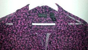 New York & Company Szyfonowa sukienka Wielokolorowy Syntetyk