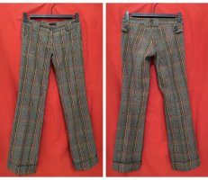Replay Jersey Pants multicolored cotton