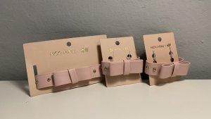 H&M Leather Bracelet multicolored leather