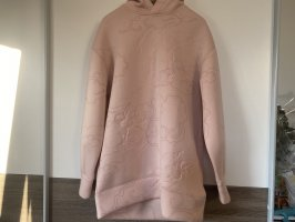 H&M Oversized Sweater pink-rose-gold-coloured
