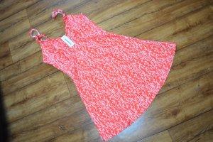 CBR Sukienka na ramiączkach czerwony-biały