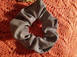 Vintage Ribbon black brown-oatmeal mixture fibre