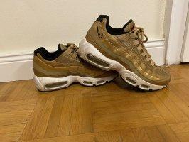 Nike 95er gold metallic edition